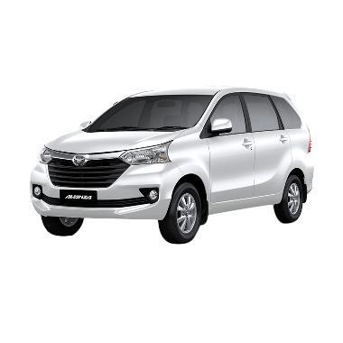 Toyota Grand New Avanza 1.3 E M/T Mobil - White