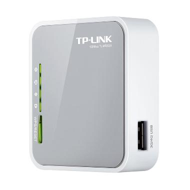 TP-LINK MR3020 Usb Router Portable [150Mbps]
