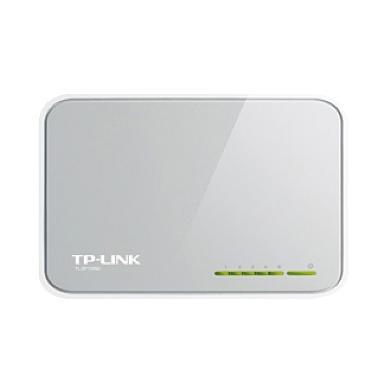 TP-LINK TL-SF1008D Dekstop Switch - Putih [8 Port/10-100 Mbps]
