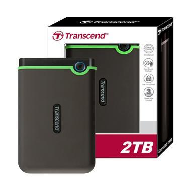 Jual Transcend 25M3 Hard Disk External [2 TB/Antishock] Harga Rp 1900000. Beli Sekarang dan Dapatkan Diskonnya.