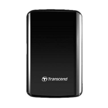 Jual Transcend Storejet 25D3 AntiShock Hard Disk Eksternal - [1 TB/USB 3.0/2.5 Inch] + Free Pouch + Pen Harga Rp 1399900. Beli Sekarang dan Dapatkan Diskonnya.