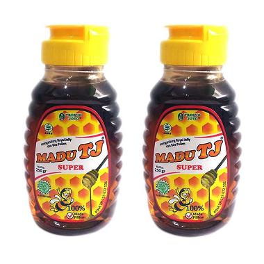 Tresno Joyo Madu TJ Super [250 g/2 pcs]