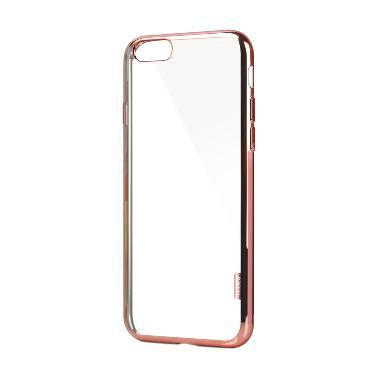 Tridea N-Jel Transparent Electropla ... us or 6S Plus - Rose Gold