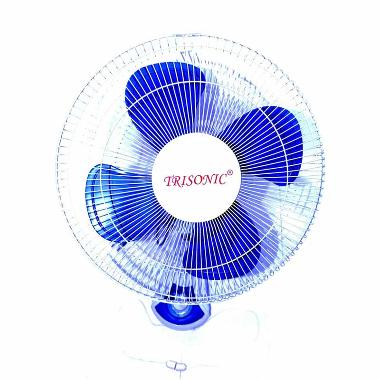 Trisonic Wall Fan Kipas Angin Dinding [16 Inch]
