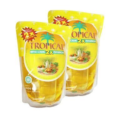 Tropical Minyak Goreng [2 Liter/2 Pouch]