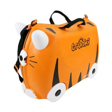 Trunki Luggage Tipu Tiger Tas Anak