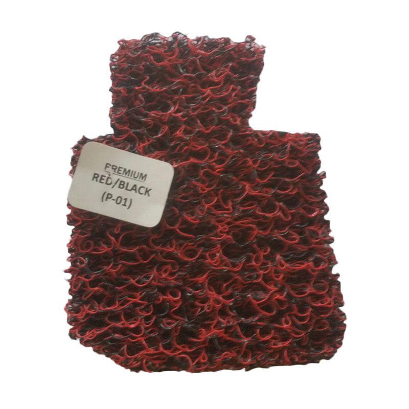 Comfort D'luxe Merah Car Mat Karpet ...