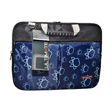 harga Ultimate Double Foot Print Dark Blue Softcase Tas Laptop [14 inch] Blibli.com