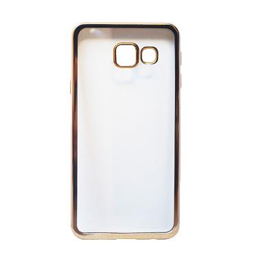 Iphoria Shining Casing for Samsung Galaxy A310 or A3 2016 - Gold