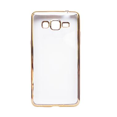 Iphoria Shining Casing for Samsung Galaxy G530 or Grand Prime - Gold