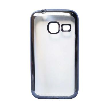 Iphoria Shining Casing for Samsung Galaxy J105 or J1 Mini - Hitam