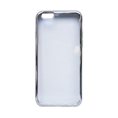 Iphoria Shining Casing for iPhone 5G or 5S - Silver
