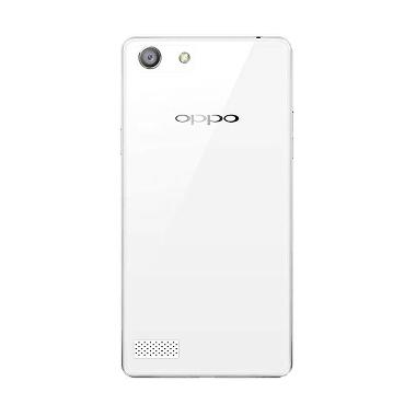 lowest price 4f120 8f80c Ultrathin Softcase Casing for Oppo Neo 7 A33 - Putih Clear
