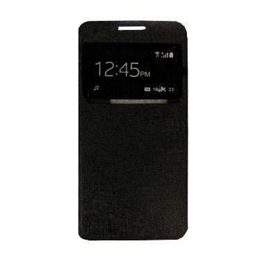 Ume Vivo Y51 Flip Cover / Flipshell ... P Vivo Y51 / View - Black