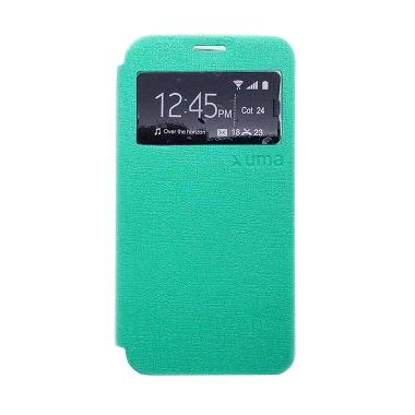 Ume Enigma Flipcover Casing for Asus Zenfone 4C / 4S - Hijau