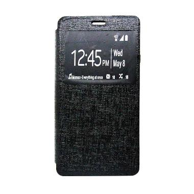 Ume Enigma Flipcover Casing for Samsung Galaxy J5 - Hitam