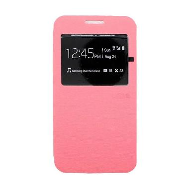 Ume Enigma Pink Flip Cover Casing for Samsung Galaxy Z3