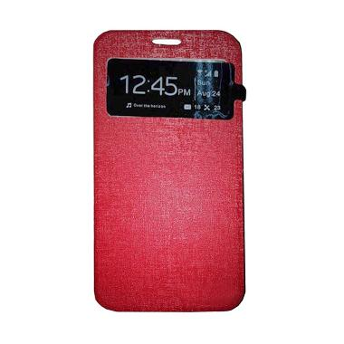 Ume Flip Cover Casing for Acer Liqu ...  Handphone / View - Merah
