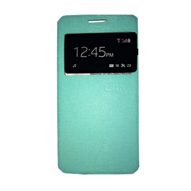 Ume Flip Cover Casing for Huawei As ...  Handphone / View - Green