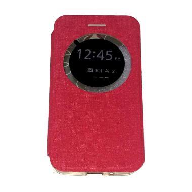 Ume ASUS ZenFone Go Ukuran 4.5 Inch ...  Go / View - Merah Maroon