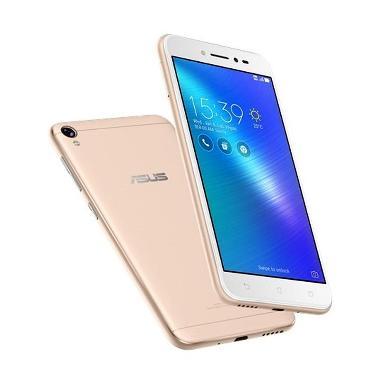 harga Asus Zenfone Live ZB501KL Smartphone [16 GB/2 GB] Gold Blibli.com