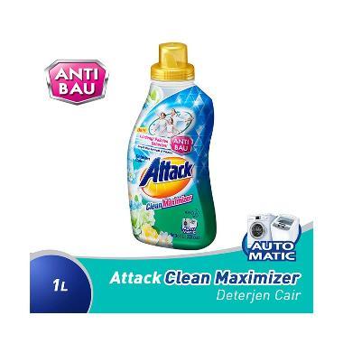 Attack Liquid Clean Maximizer Detergent [1000 mL]