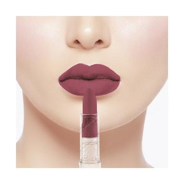 BRUNBRUN PARIS Matte Creme Lipstick - Crash