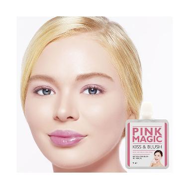 harga BRUNBRUN PARIS Pink Magic Kiss & Blush Blibli.com