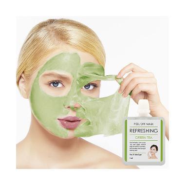BRUNBRUN PARIS Refreshing Green Tea Peel Off Mask