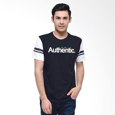Kale Clothing Authentic T-shirt Kaos Pria Lengan Pendek