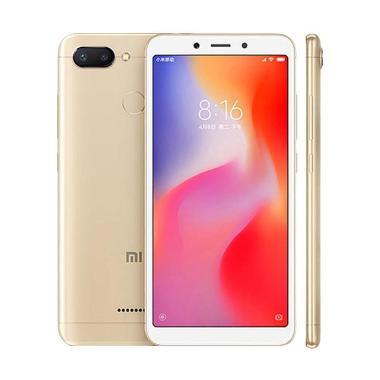 Xiaomi Redmi 6 Smartphone [32GB/ 3GB] Garansi TAM