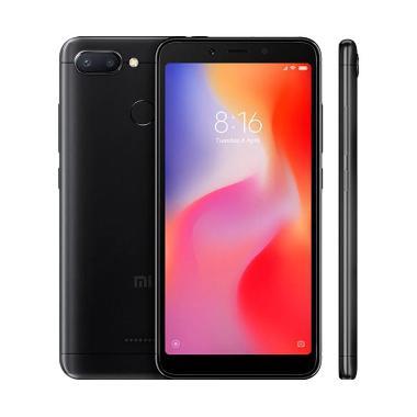 Xiaomi Redmi 6 Smartphone [64GB/ 4GB/ Garansi Resmi TAM]