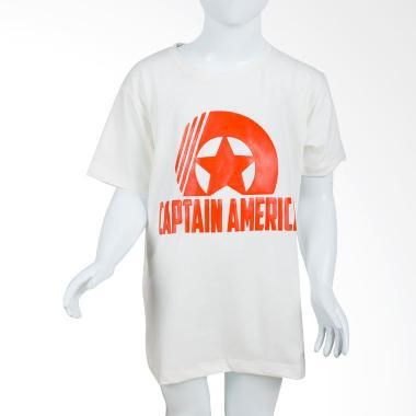 Unico Kaos Captain America 1560 Kaos Anak