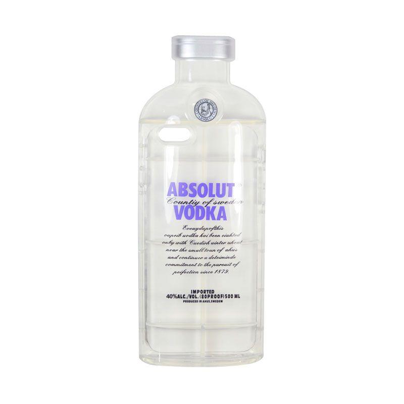 Fashion Absolute Vodka TPU Transpar ...