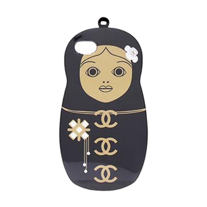 Fashion Chanel Matryoskha Doll TPU  ...