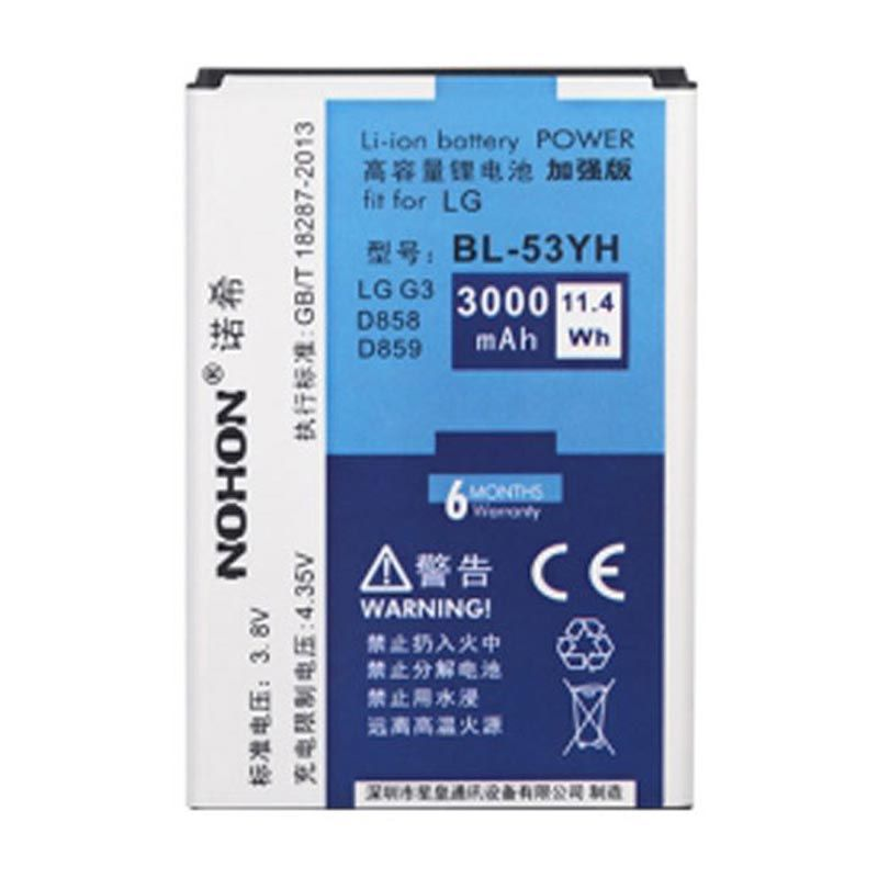 NOHON Battery for LG G3