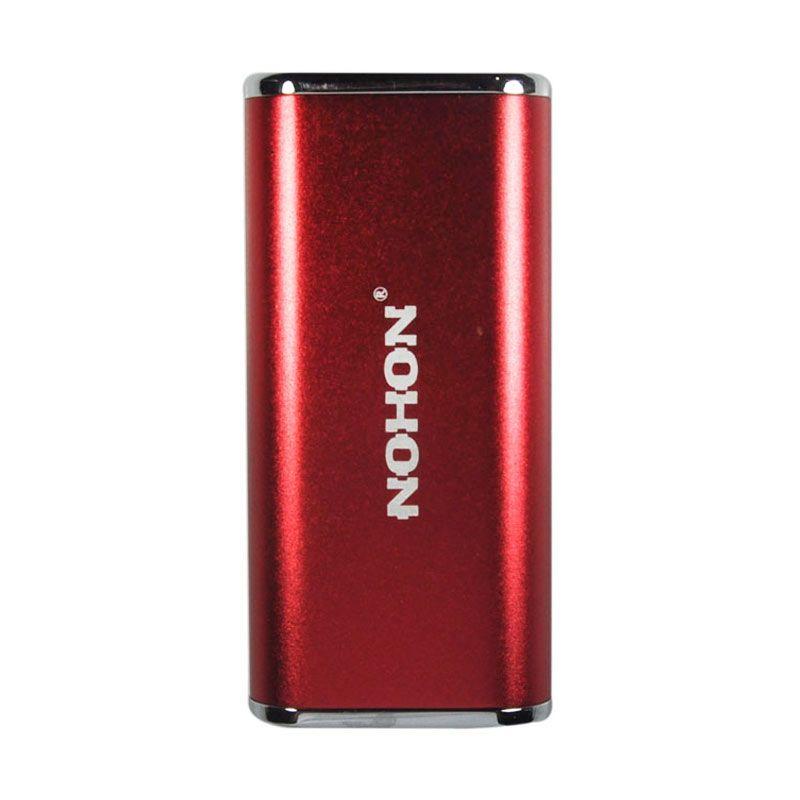 Jual NOHON mobile Power Bank N5200 5200mAh Red Harga Rp 73000. Beli Sekarang dan Dapatkan Diskonnya.