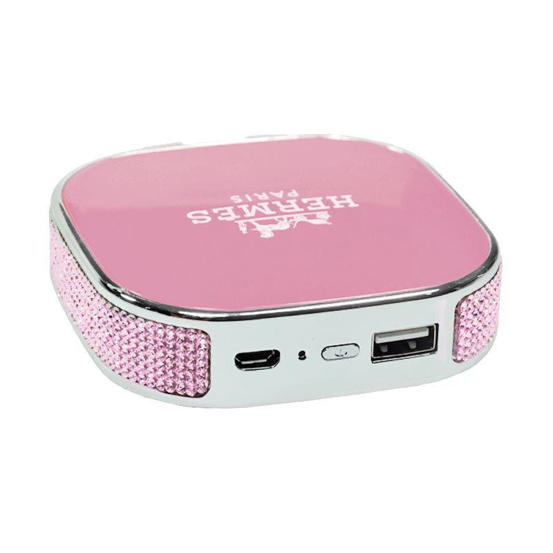 Jual Unicorn Mobilstar Hermes with Swarovski Pink Power bank [12000 mAh] Harga Rp 261250. Beli Sekarang dan Dapatkan Diskonnya.