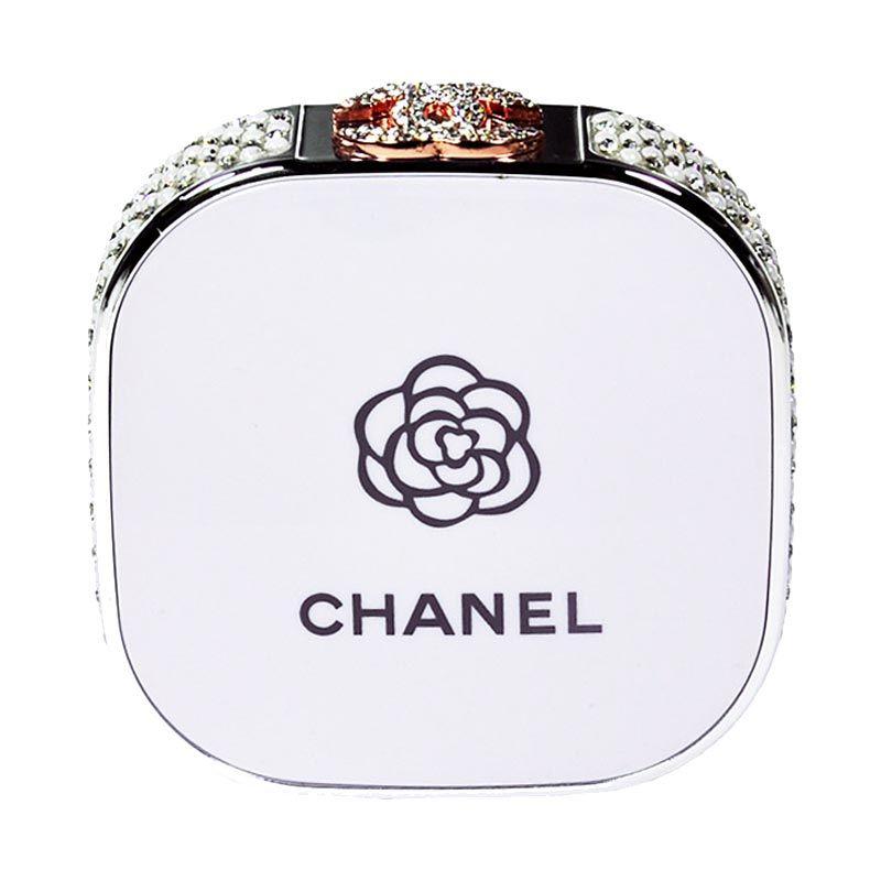 Jual Unicorn Mobilstrar Chanel with Swarovski White Powerbank [12000 mAh] Harga Rp 261250. Beli Sekarang dan Dapatkan Diskonnya.