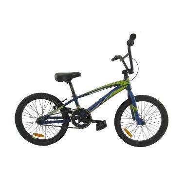 harga United Jumper Race Sepeda BMX - Biru [20 Inch] Blibli.com