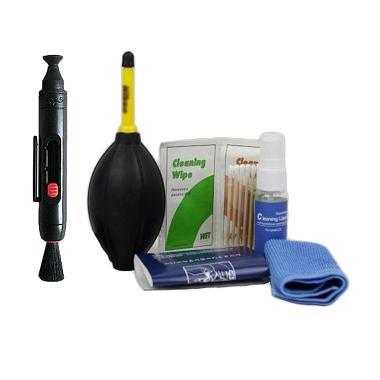 Universal Cleaning Kit 9 in 1 Pembersih Kamera with Lenspen