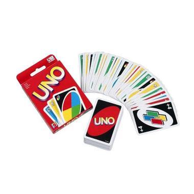 UNO Card Kartu Mainan Anak