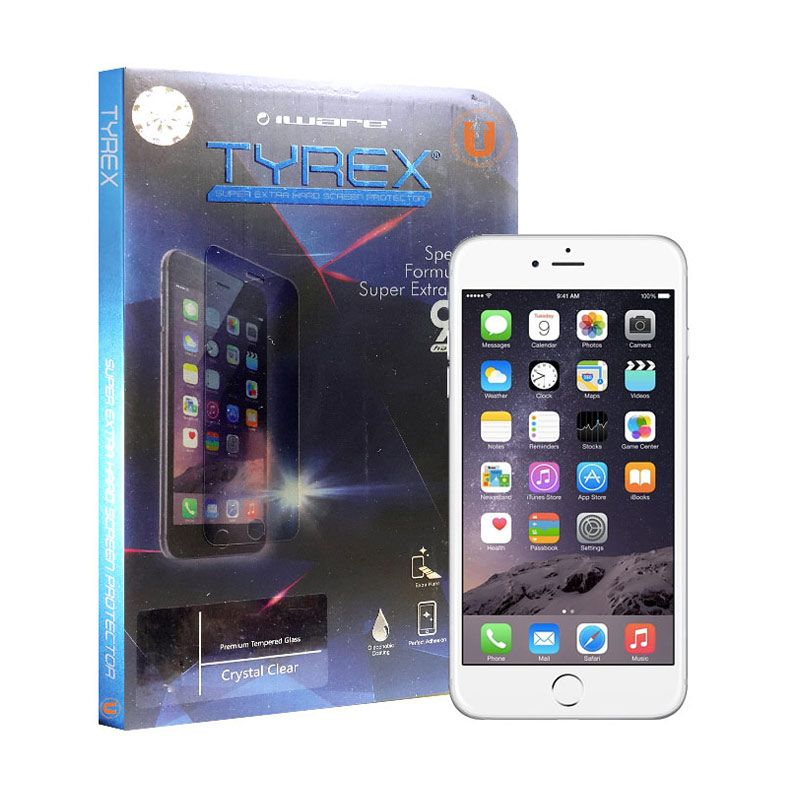 Tyrex Tempered Glass Screen Protect ...