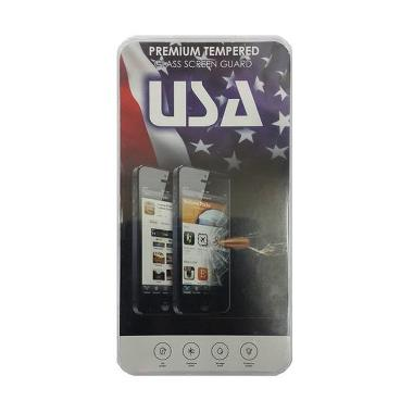 USA Tempered Glass Screen Protector for iPhone 5 or 5s