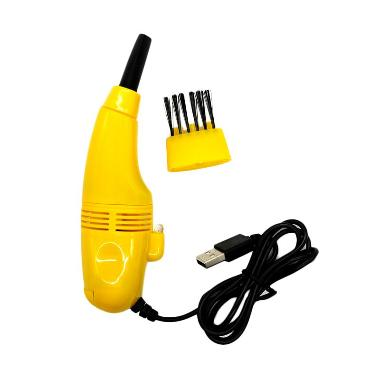 USB Vacum Cleaner for Computer - Kuning