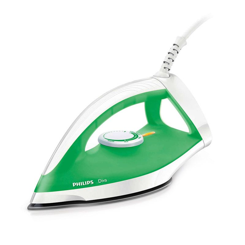 PHILIPS Setrika Diva GC122 Green