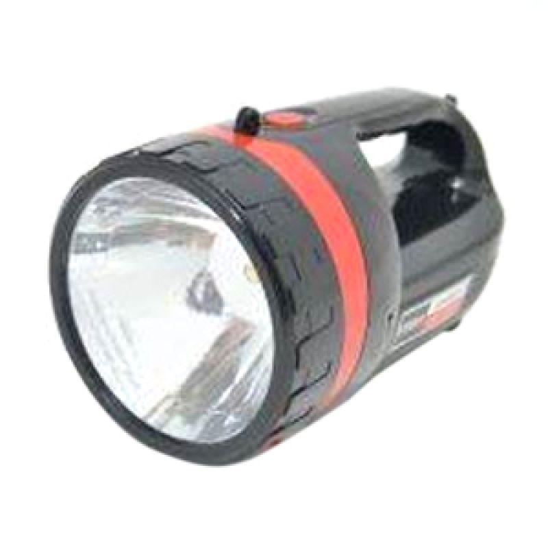 Luby LB-6611 Hitam Senter Dan Lampu ...