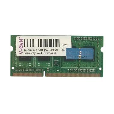 V-Gen DDR3L RAM Notebook [Sodimm/4GB/PC-10600]