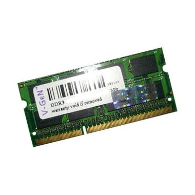 V-Gen Memori RAM Notebook [2GB/DDR3/PC-12800]