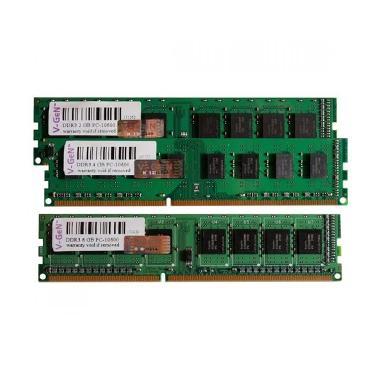 V-GEN Memori RAM PC [DDR3/2 GB/12800/10600]